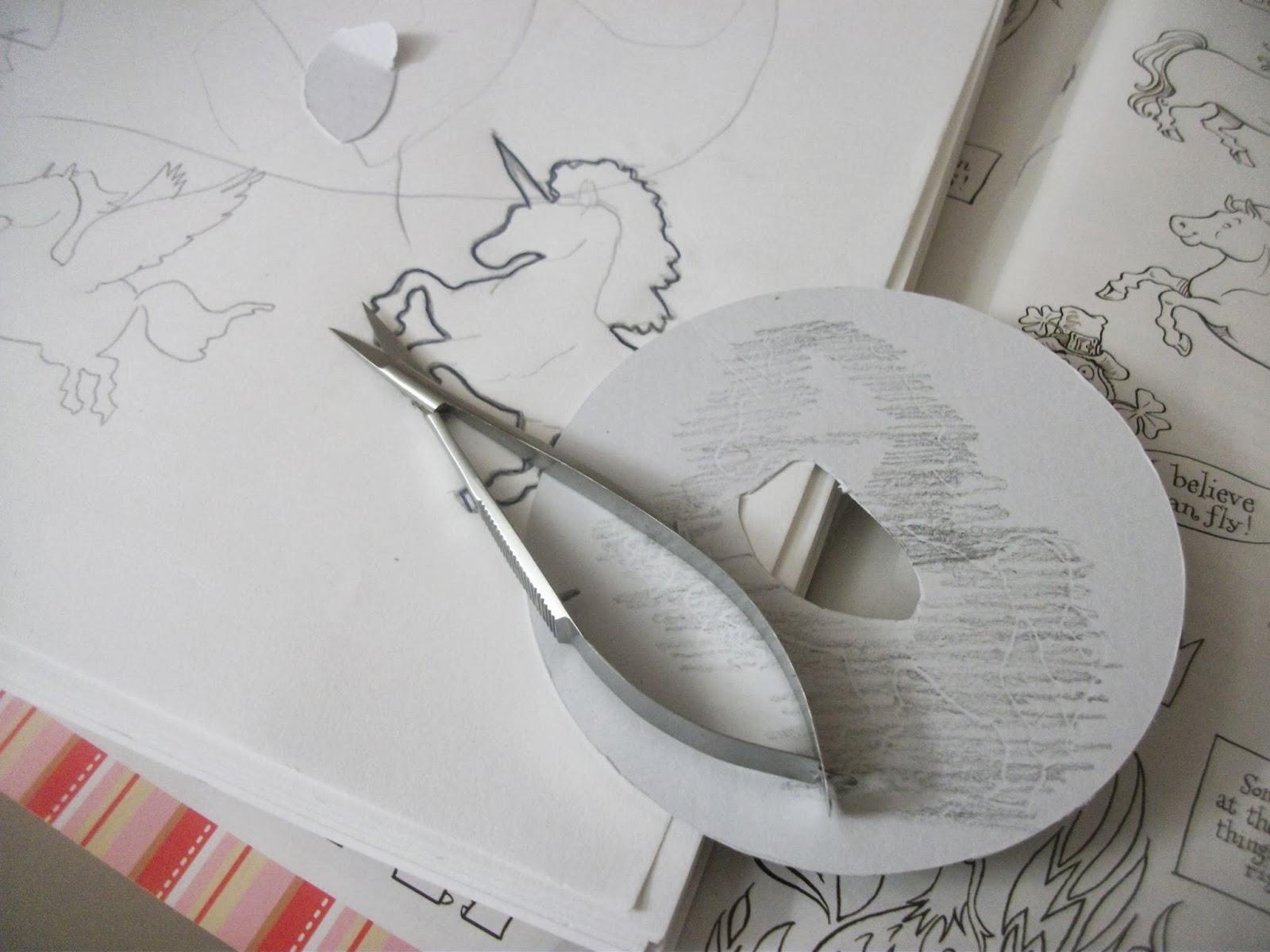 Unicornio Dibujo A Lapiz 87811