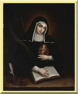 Saint Gertrude the Great - PD-1923