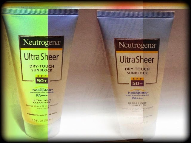 Review: Neutrogena UltraSheer Dry-Touch Sunblock SPF 50+ PA +++