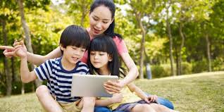 Tips Agar Anak Tidak Bergantung pada Gawai