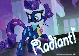 My Little Pony Radiant! Series 3 Trading Card