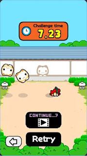 Game Ninja Spinki Challenges!! App