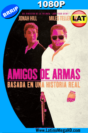 Amigos de Armas (2016) Latino HD 1080P (2016)