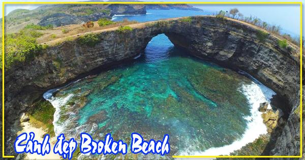 Bãi biển đẹp tại Indonesia