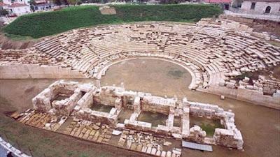 Προετοιμάζεται η ένταξη του Αρχαίου Θεάτρου Λάρισας στα μνημεία της UNESCO