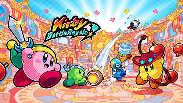 Kirby Battle Royale no hará uso del 3DS estereoscopio de la consola