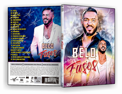 DVD – BELO FASES – ISO