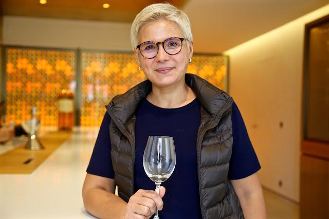 Sandrine Garbay, chateay yquem