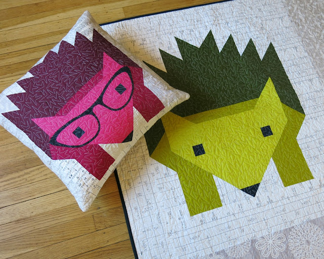 http://ohfransson.bigcartel.com/product/hazel-hedgehog-ii-pdf-quilt-pattern