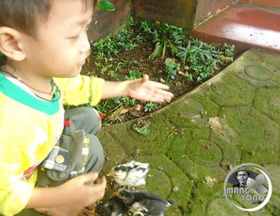 FOTO : Gigin saat umur 2 Tahunan.