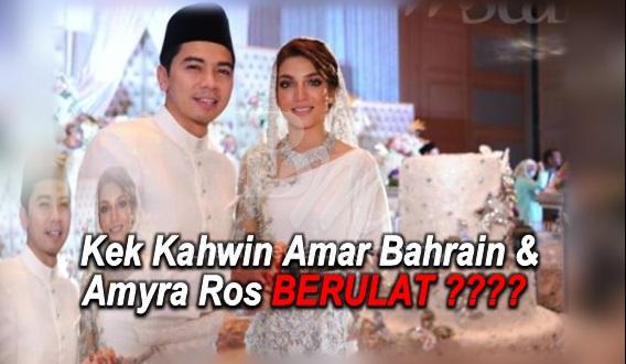 Akhirnya Pembuat Kek Kahwin Amar Bahrain & Amyra Rosli Dedah Cerita Sebenar Kes Kek Kahwin BERULAT !!!