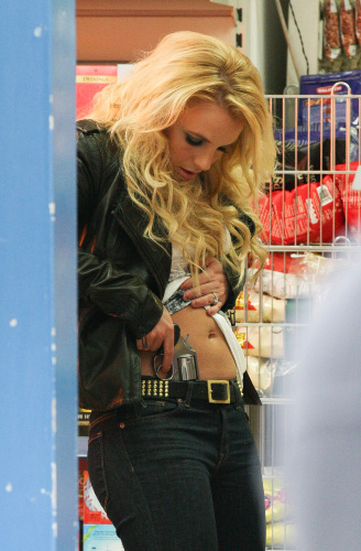 For The Love Of Music: Britney Spears Criminal Music Video ...