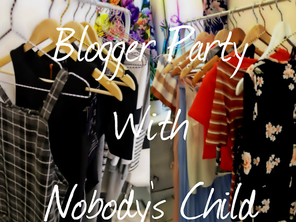 Blogger Party With Nobody's Child