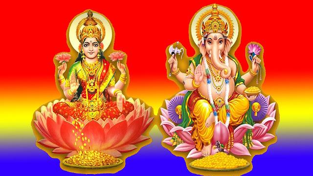 Best Laxmi & Ganesh HD Wallpaper For Desktop