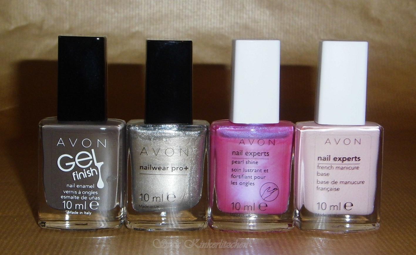 Susis Kinkerlitzchen: Mein Nagellack-Körbchen im Februar