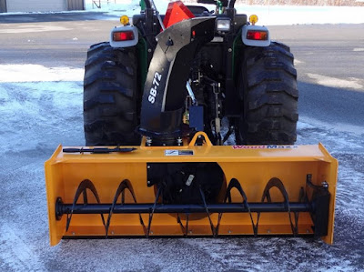 SB-72 PTO Snowblower Is Currently Sold Out!