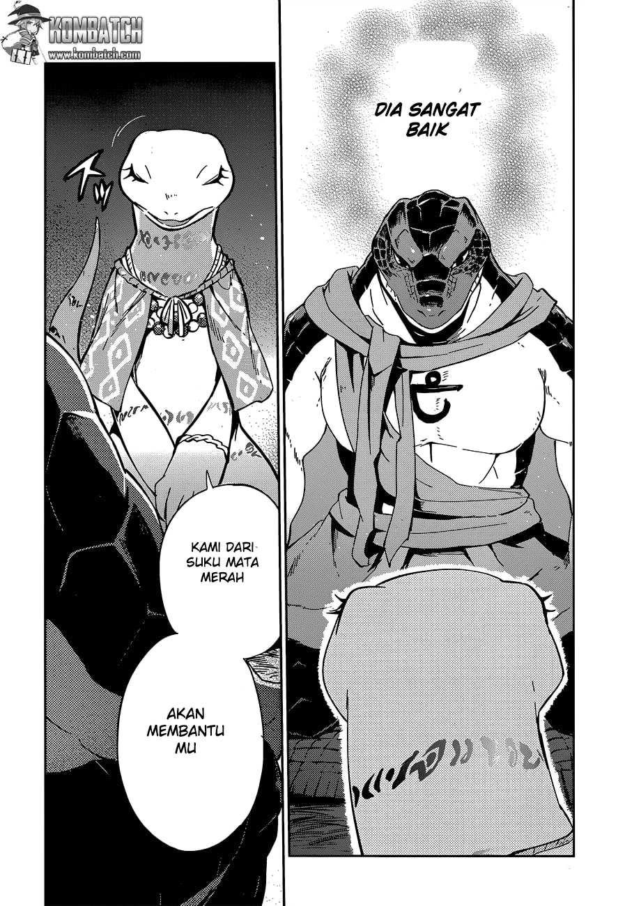 Manga Overlord chapter 17 Bahasa Indonesia