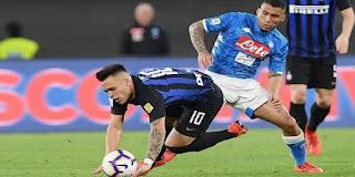 موعد مباراة انتر ميلان ونابولي الأربعاء 12-02-2020 ضمن كأس إيطاليا