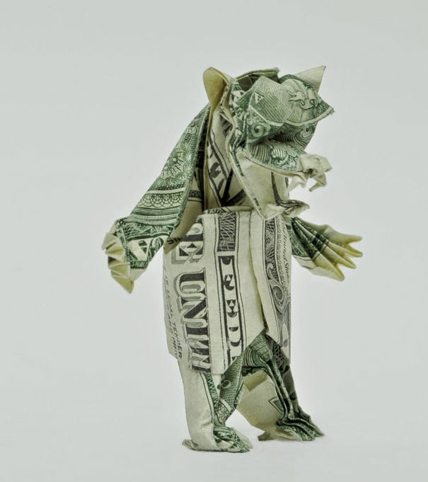 Easy Dollar Bill Origami Craft Ideas And Art Projects