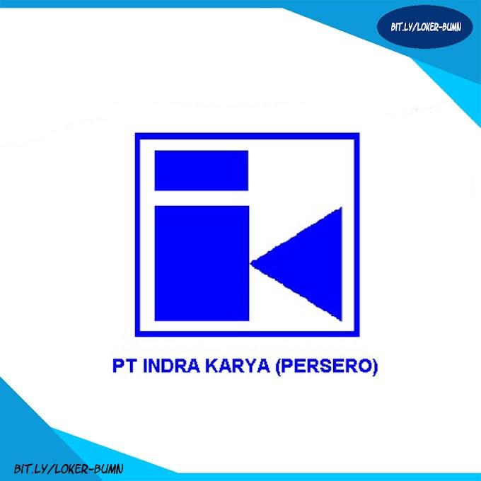 Lowongan Kerja BUMN PT Indra Karya (Persero) Tahun 2019