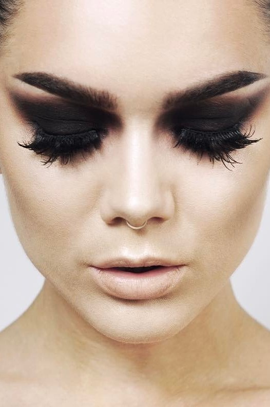 the best smokey eyes makeup idea