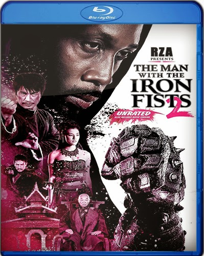 The Man with the Iron Fists: Sting of the Scorpion [2015] [BD25] [Latino]