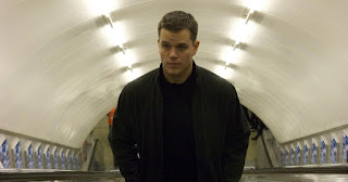 Matt Damon as Jason Bourne 2016 sequel