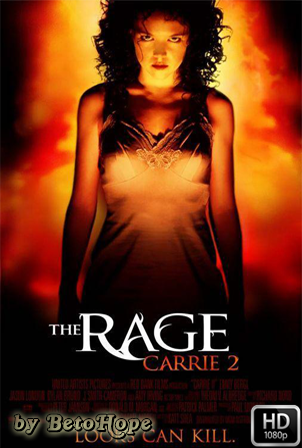 The Rage Carrie 2 [1080p] [Latino-Ingles] [MEGA]