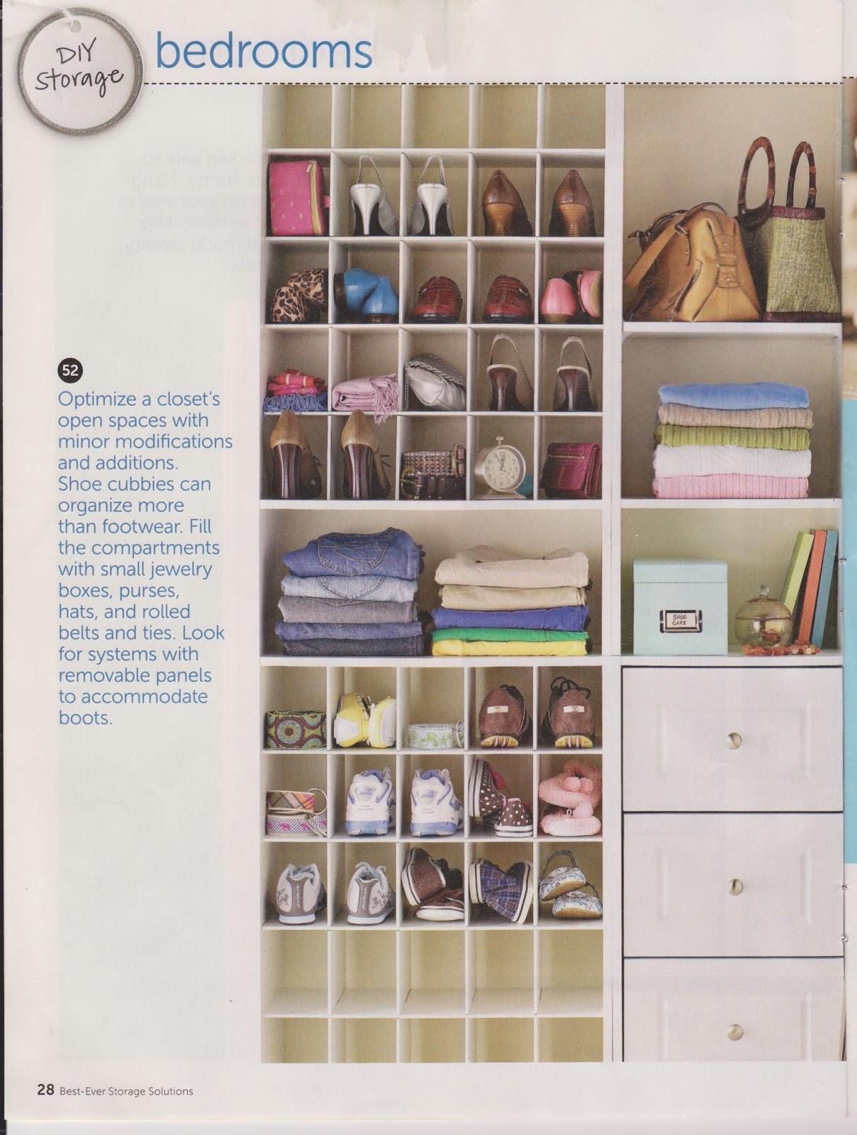 Erika39s Chiquis Diy Bedroom Storage Solutions