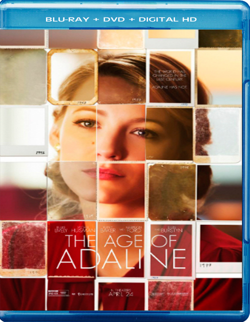 The Age of Adaline [2015] [DVDR] [NTSC] [Latino] [Remasterizado]