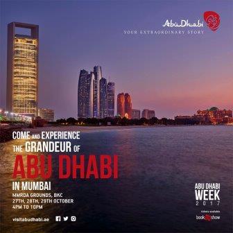 """""""Abu Dhabi Week"""" makes its debut in India"""