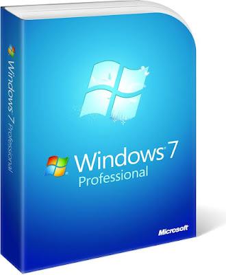 تحميل وندوز 7 برو للنواة 32 بي اللغه الانجليزية -  Windows Pro X32