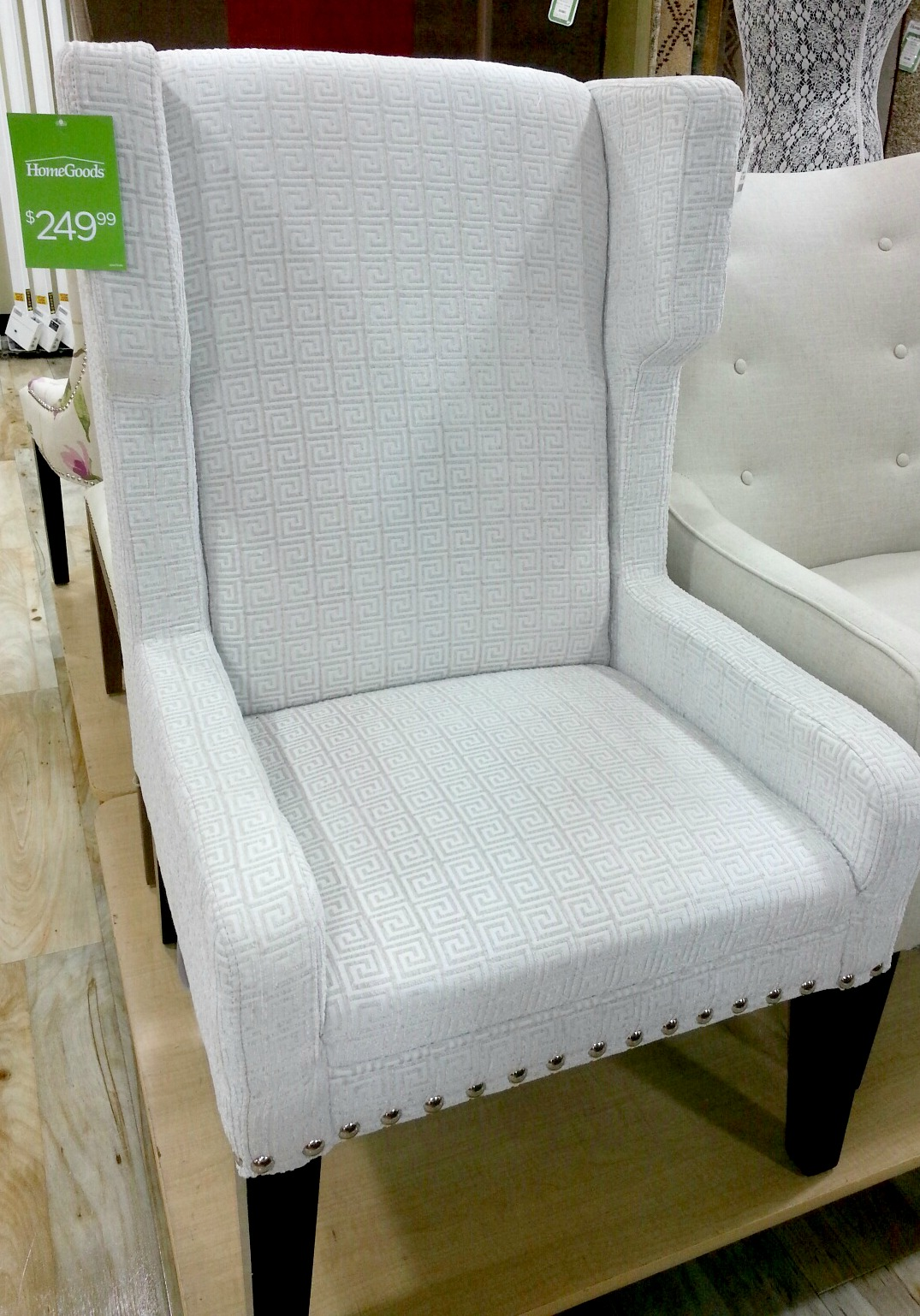 Nicole Miller Chairs Swivel Accent Chair With Arms Wallpaper At Home Goods