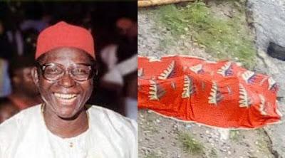 Breaking: Flood kills Osadebe Son, Okechukwu Osadebe