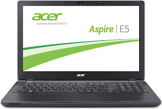 Drivers do Notebook Acer Aspire E5-572G - Windows
