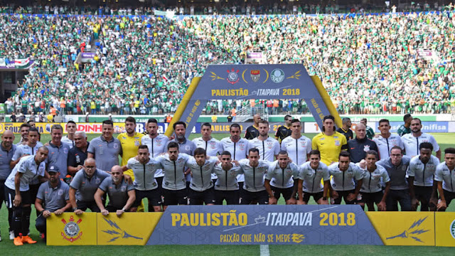 Corinthians Campeón del Paulista A
