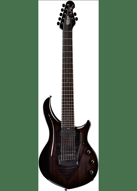 Harga Gitar Ernie Ball Music Man John Petrucci Majesty Monarchy 7 String Electric Guitar Black Knight dengan Review dan Spesifikasi Januari 2018