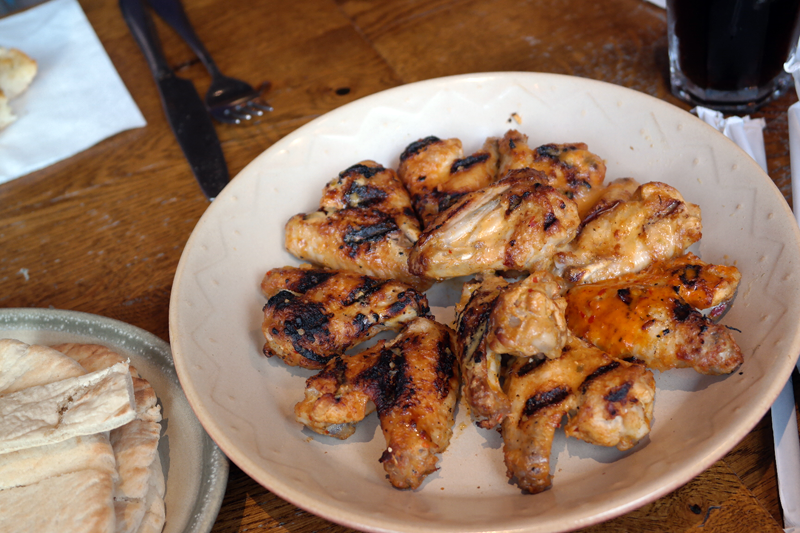 Nandos Leicester Chicken Wings