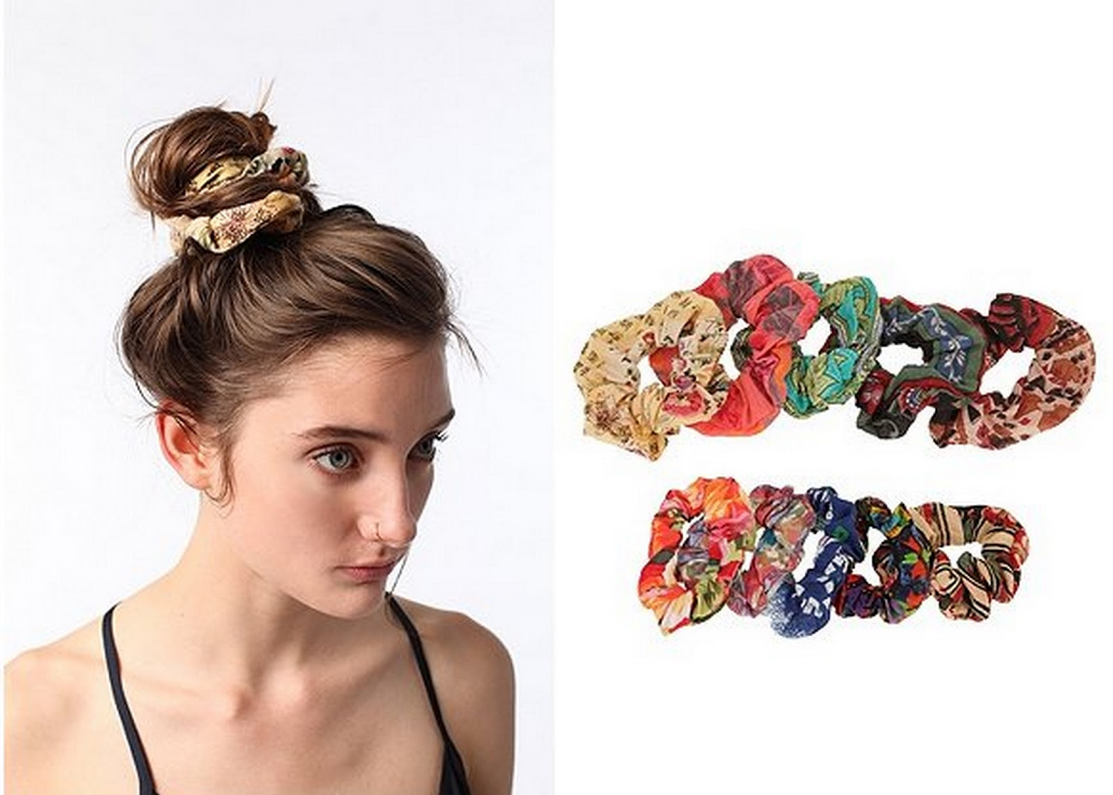 Secret Hipster: Scrunchie