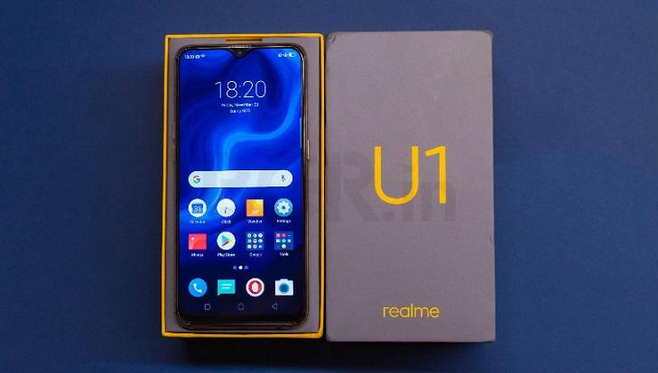 Spesifikasi dan Harga Smartphone Realme U1 di Indonesia