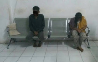 """Diduga """"Bermain"""" di Kandang Lembu, Warga Matang dan Aceh Utara di Mandi Junubkan oleh Warga Lamgapang Aceh Besar"""