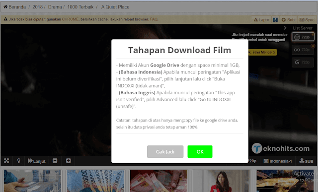 Download Film di IndoXXI