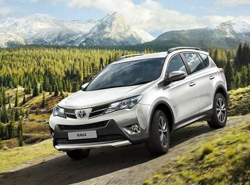 Toyota RAV 4 baru bekas harga jual resmi dealer bulanan angsuran