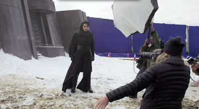 star wars episode VII Kylo Rent Adam Driver