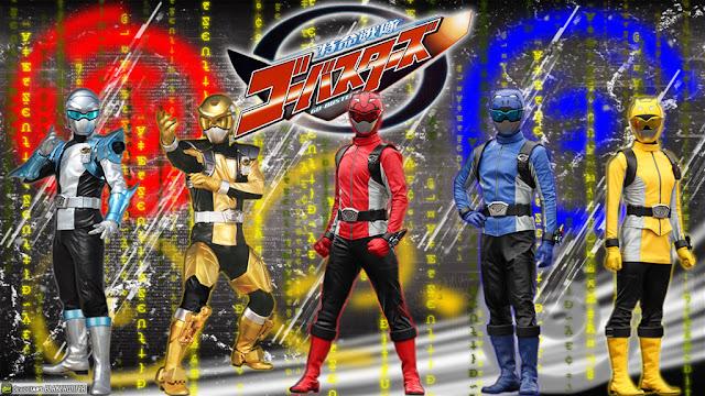 Tokumei Sentai Go-Busters Sub Indo