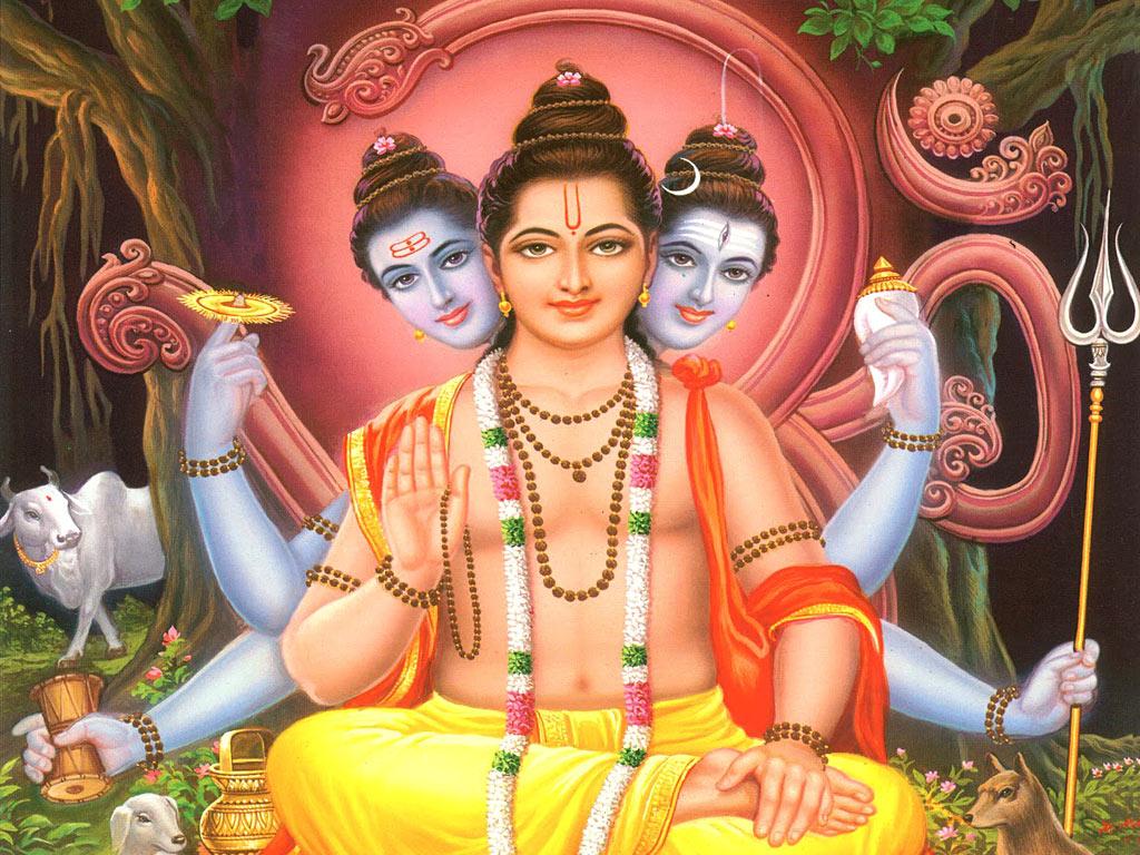 STOTRAS,BHAJANS & PUJA: Sri Datta Sharanam Mamah -(Guru stotra 19)