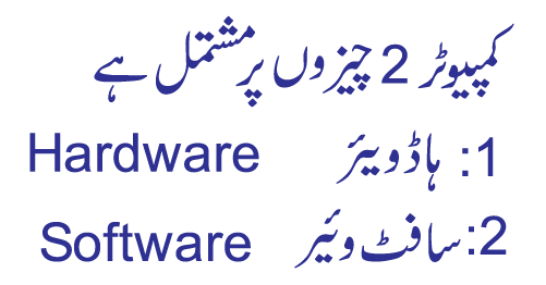 Computer Information In Urdu Pdf