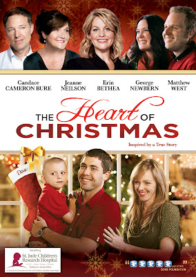The Heart of Christmas, Dax Locke, Candace Cameron Bure