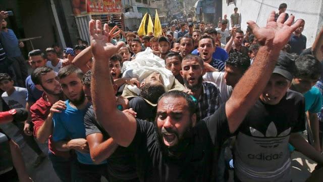 AI denuncia 'excesivo' uso de fuerza de Israel contra palestinos