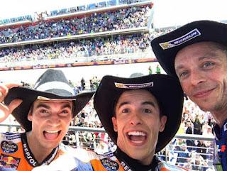 MOTO GP - Austin sigue siendo territorio de Marc Márquez